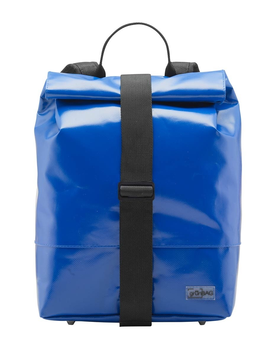 Blue Backpack Norr Strap-05