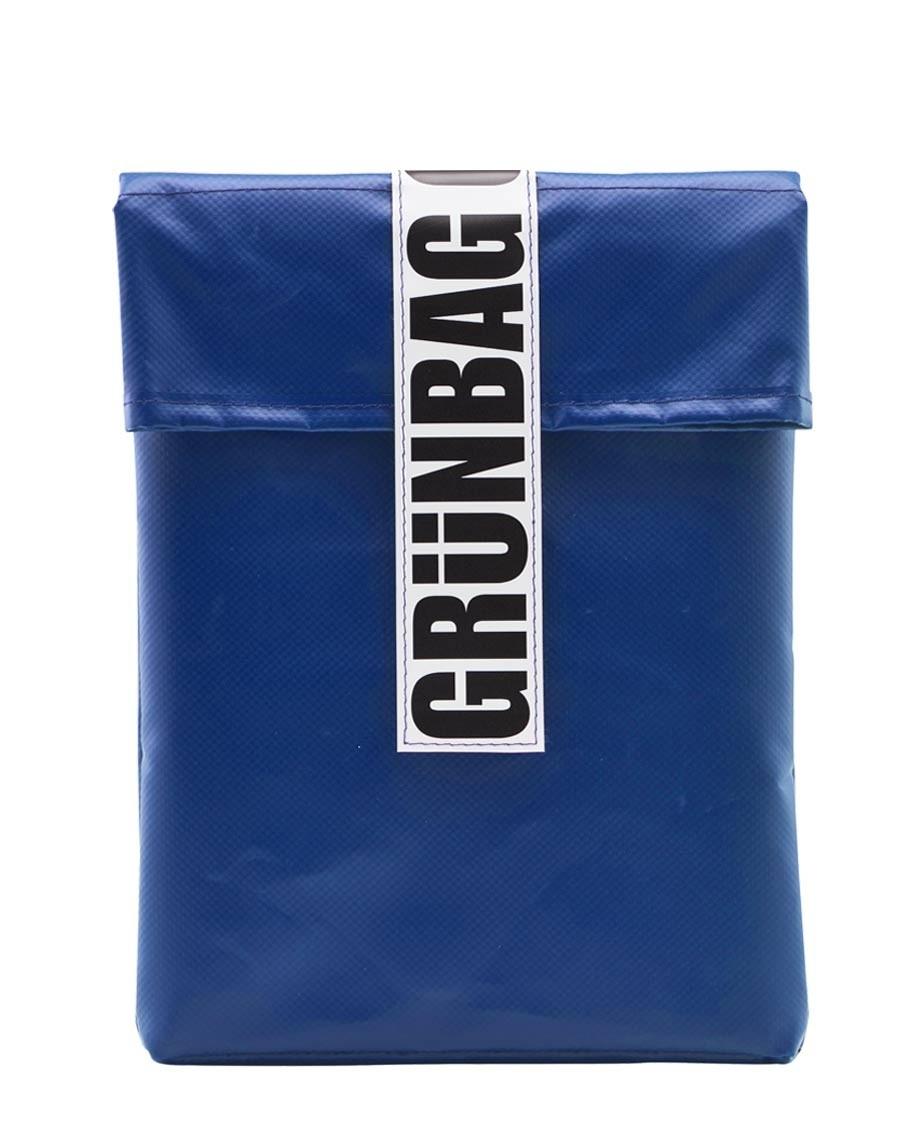 "Blue GRÜNBAG Sleeve 15"" - 16"""