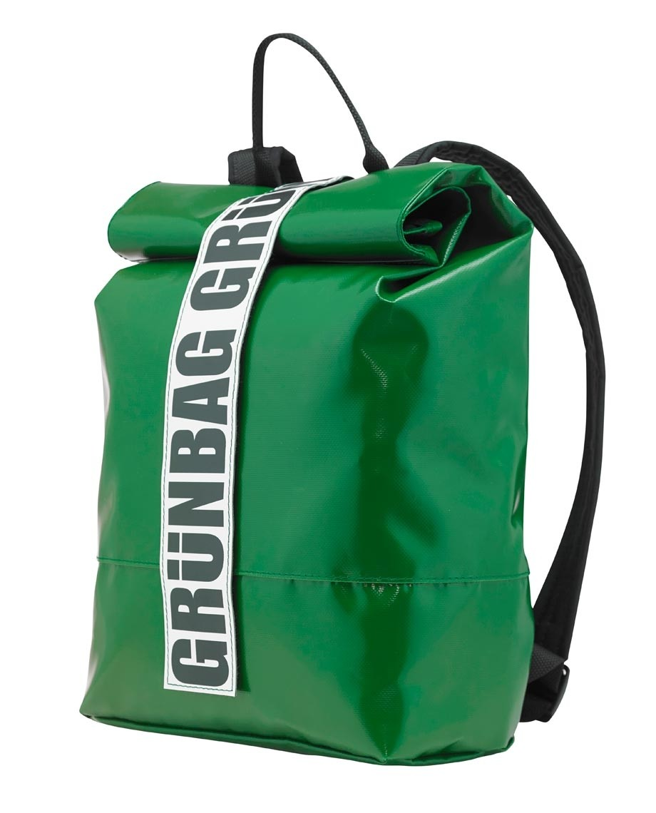Grass Green Backpack Norr-05