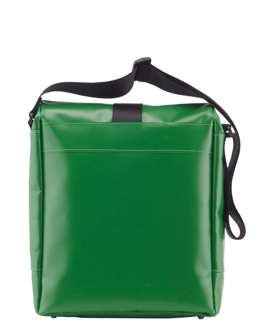 Grass Green Shoulder Bag City Strap-03