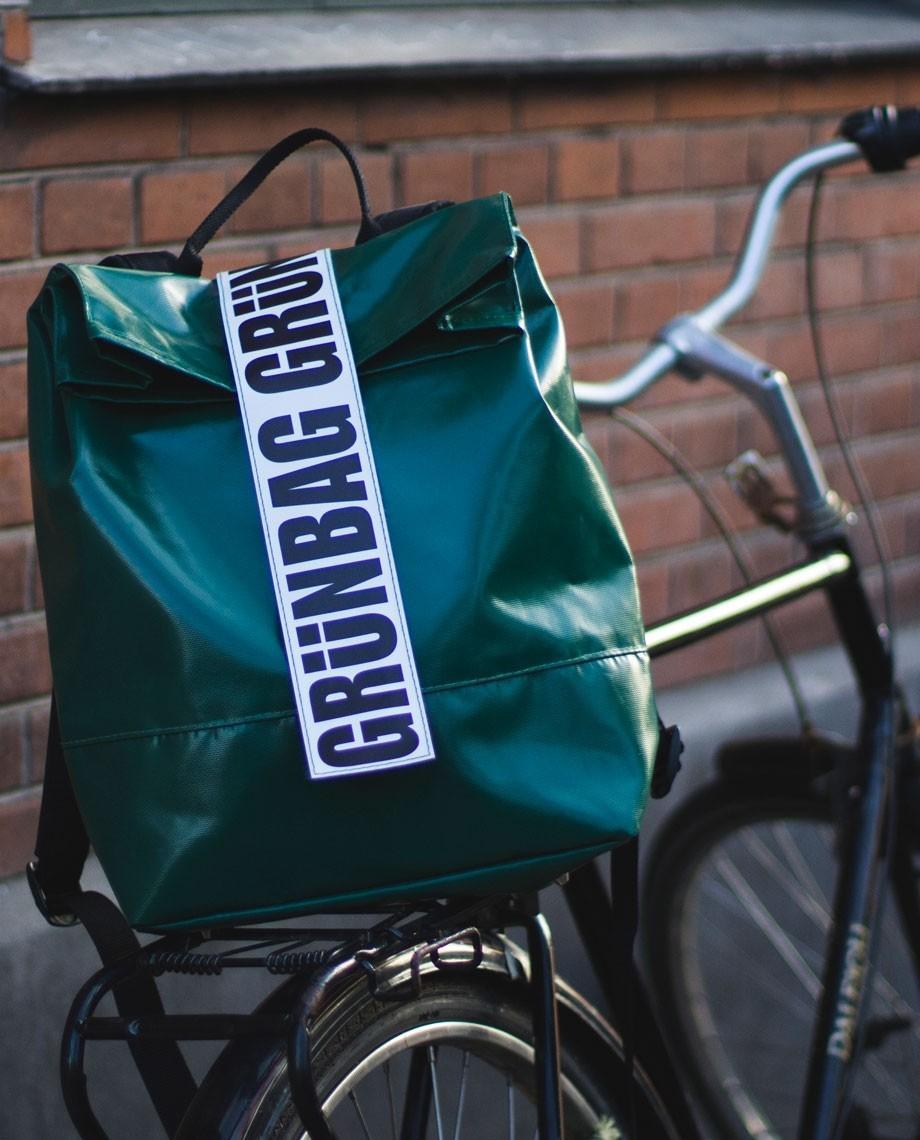 Green Backpack Norr