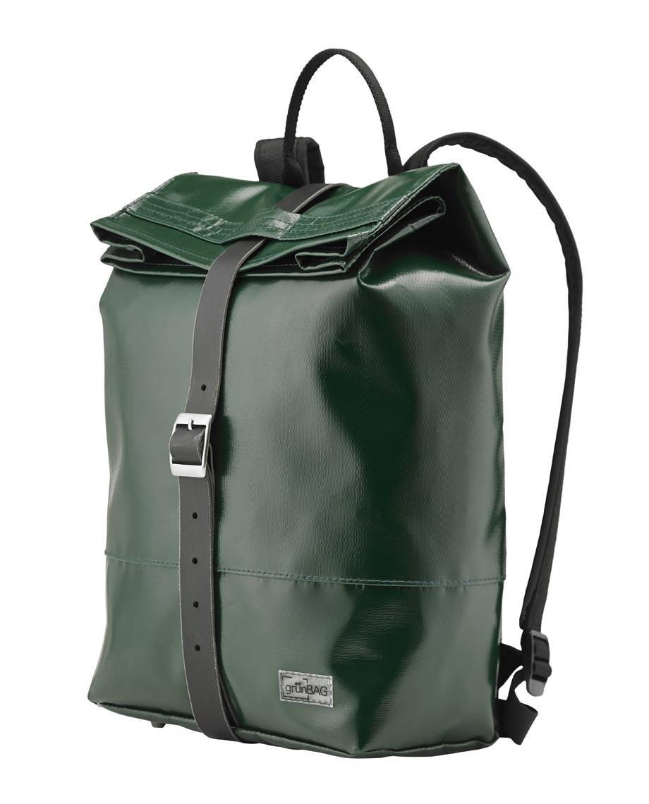 Green Backpack Liv