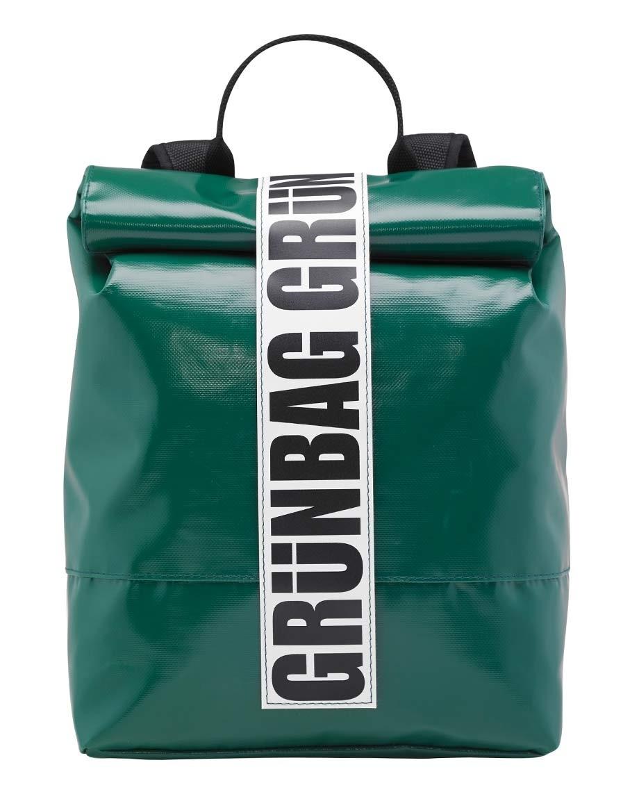 Green Backpack Norr-06