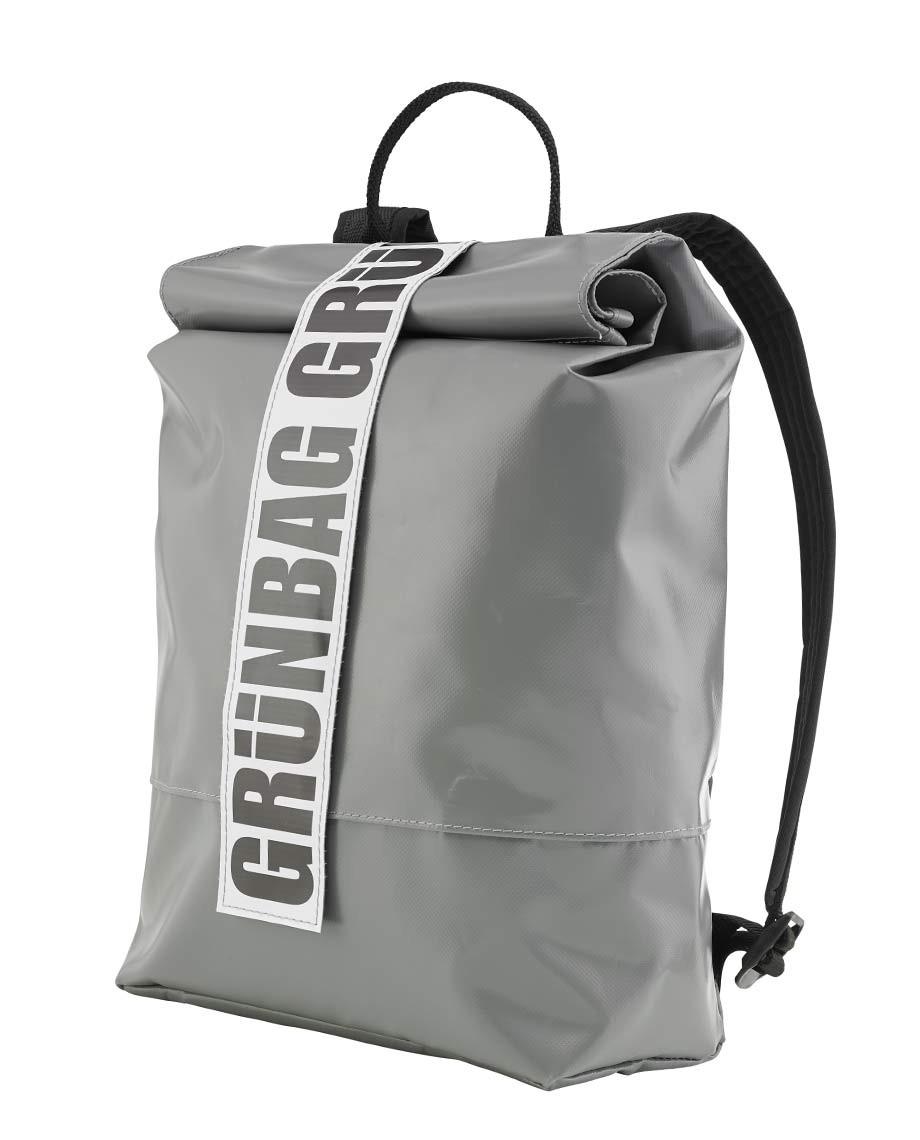 Light Grey Backpack Norr-02