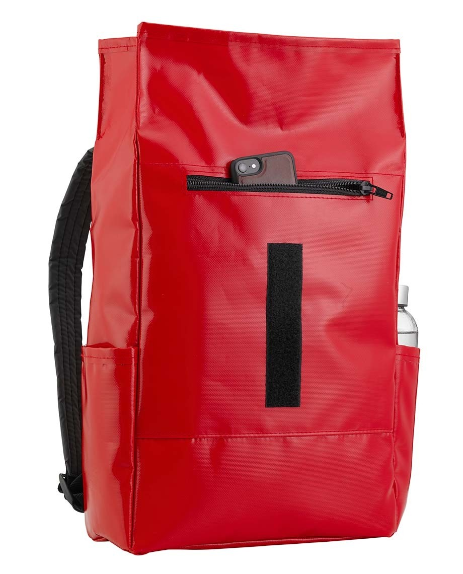 Red Backpack Alden-05
