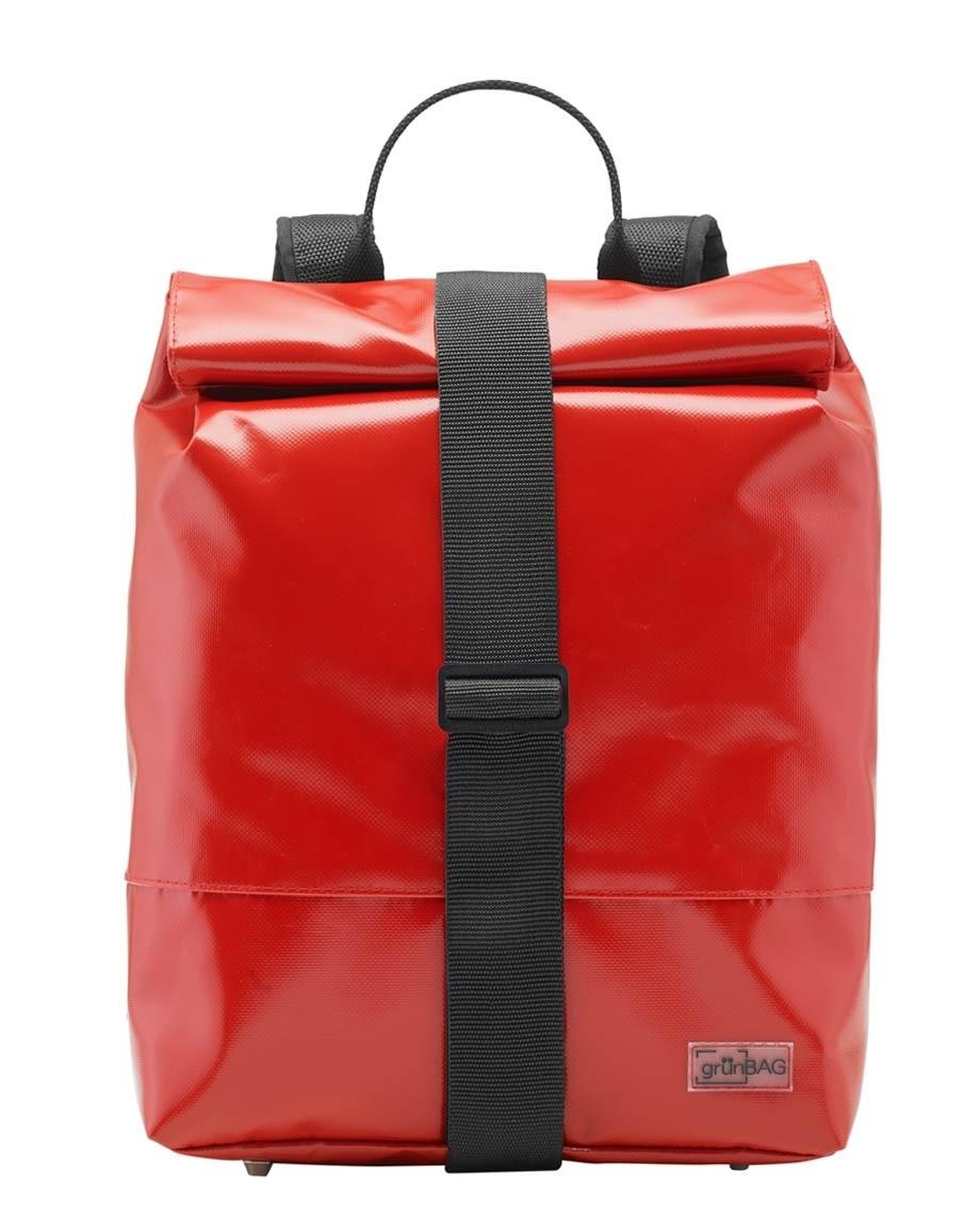 Red Backpack Norr Strap-03