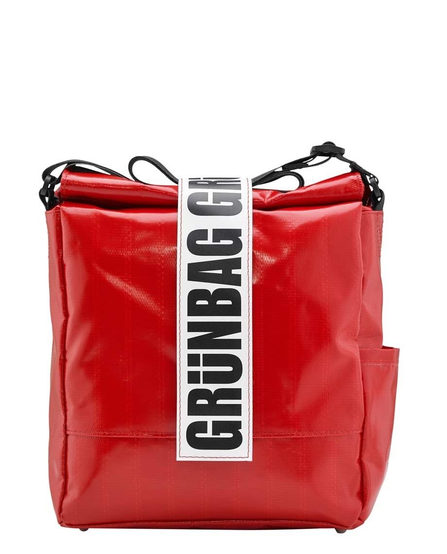 Red Shoulder Bag City