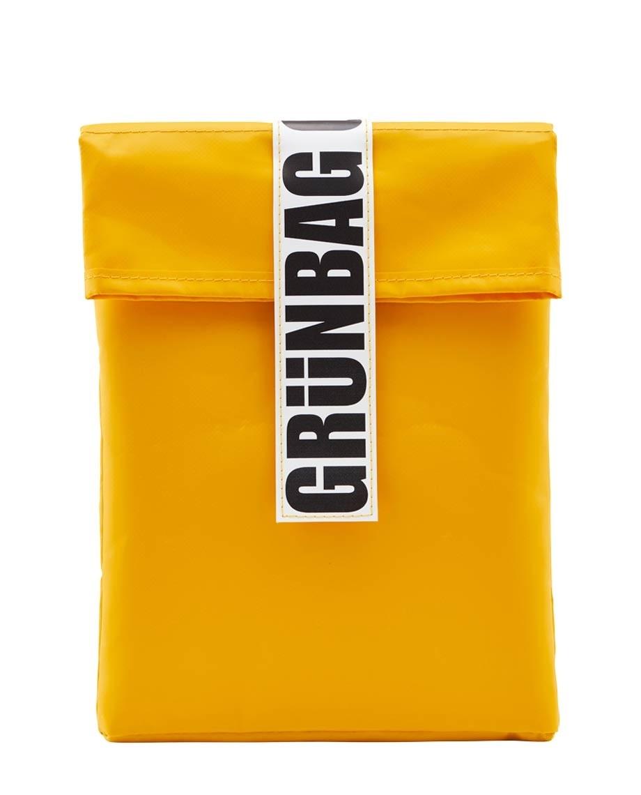 "Yellow GRÜNBAG Sleeve 15"" - 16"""