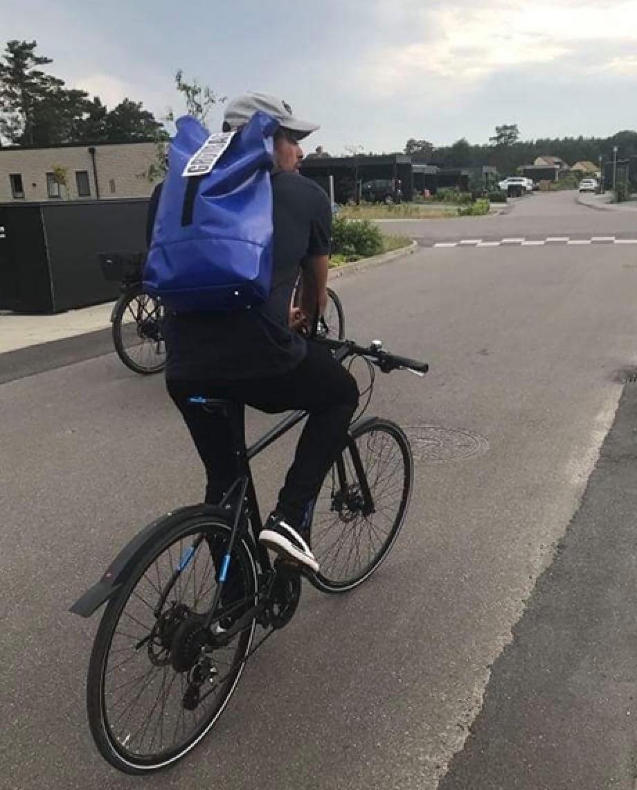 Blue Backpack Norr-06