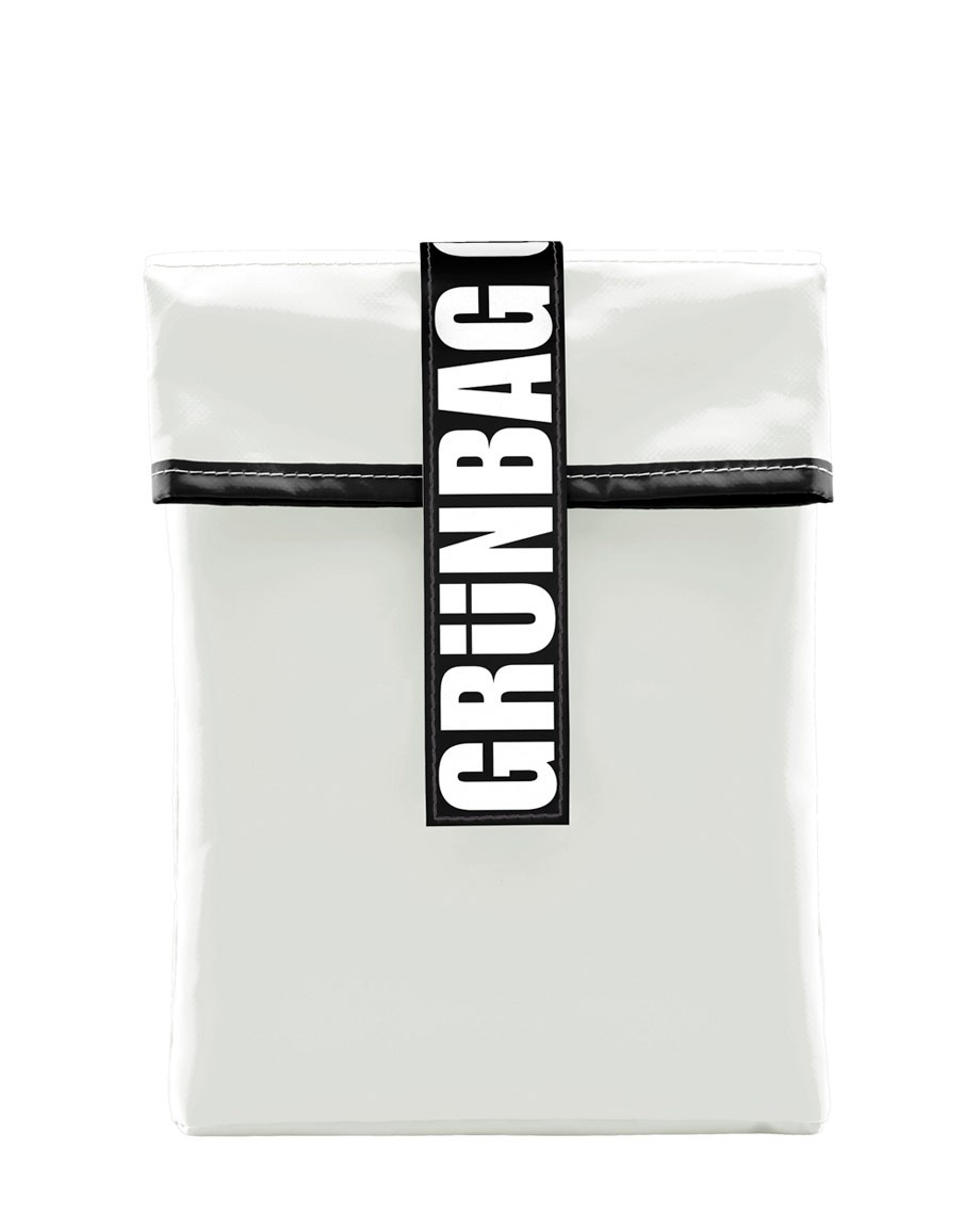 "White GRÜNBAG Sleeve 13"""