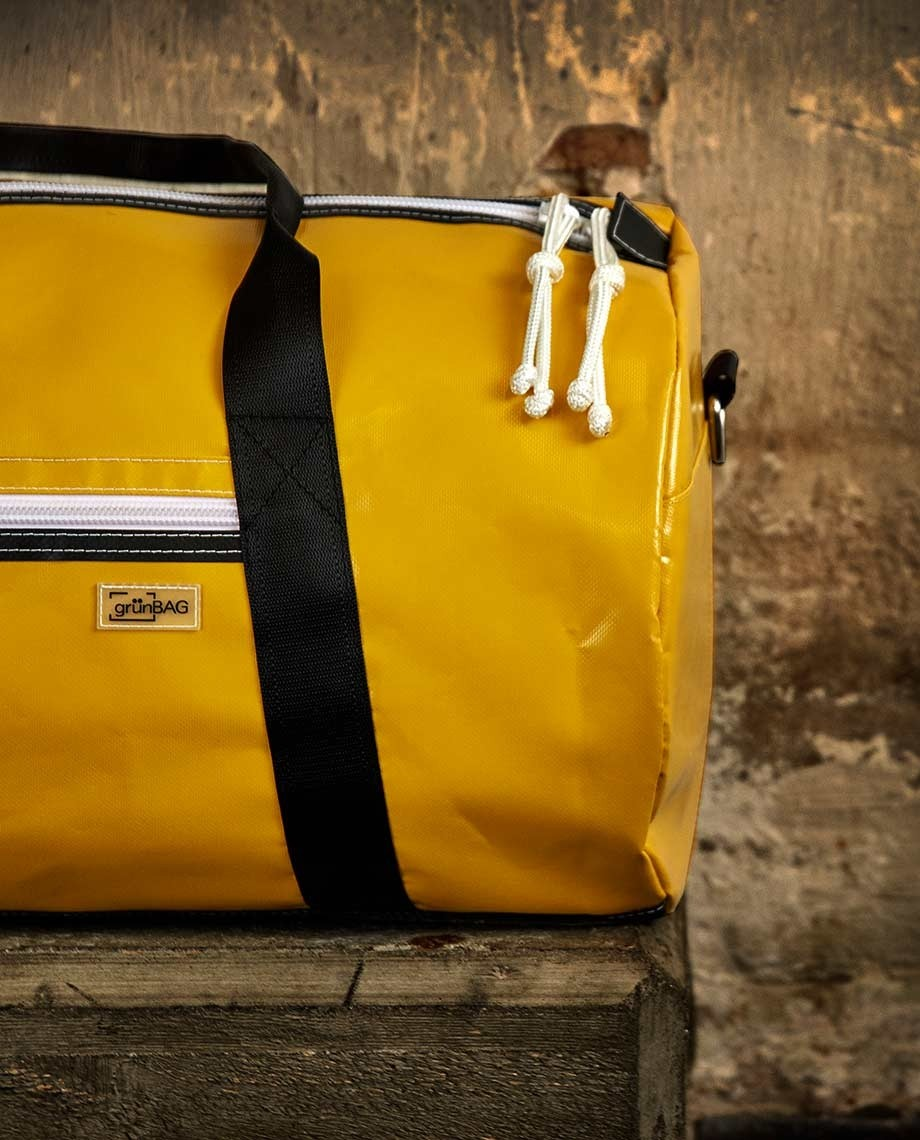 Yellow GRÜNBAG Sport-03