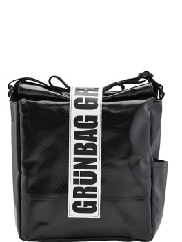 Black Shoulder Bag City-20