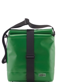 Grass Green Shoulder Bag City Strap-20