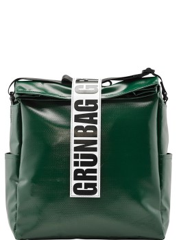 Green Shoulder Bag Architect-20