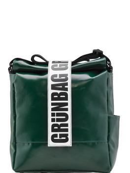 Green Shoulder Bag City-20