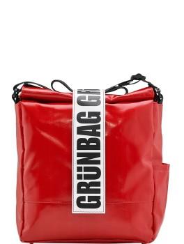 Red Shoulder Bag City-20