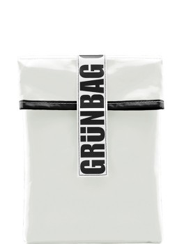 "White GRÜNBAG Sleeve 15"" 16""-20"