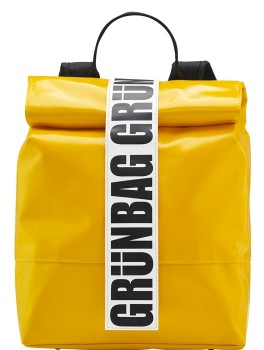 Yellow Backpack Norr Large-20