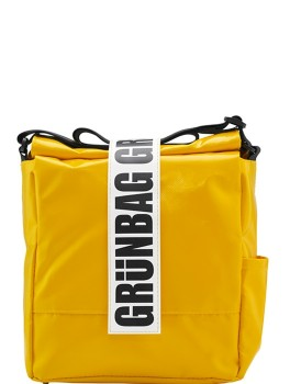 Yellow Shoulder Bag City-20