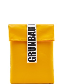 "Yellow GRÜNBAG Sleeve 13""-20"
