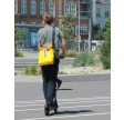 Yellow Shoulder Bag City